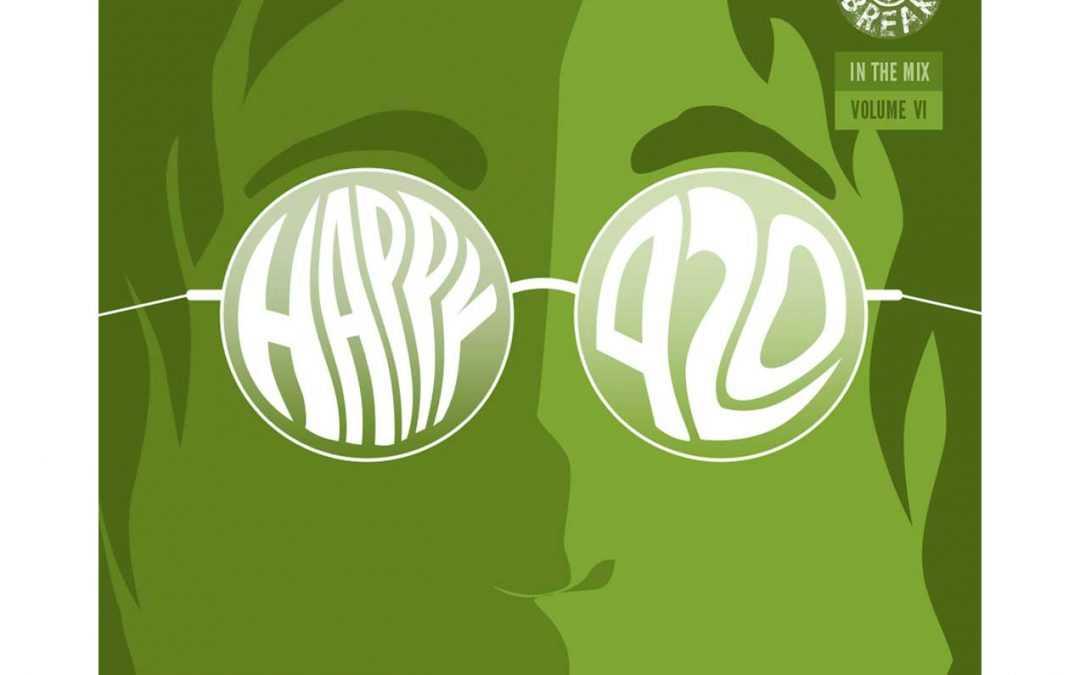 Koolbreak - Happy 420 - Cover